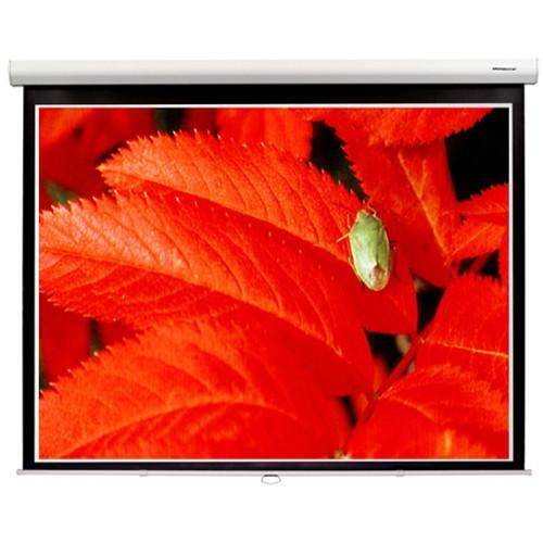 "Grandview Cyber 100"" Manual Projection Screen"
