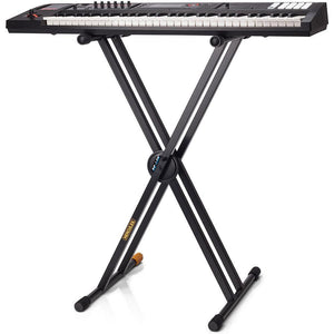 Hercules KS100B EZSTEP Single X-Keyboard Stand