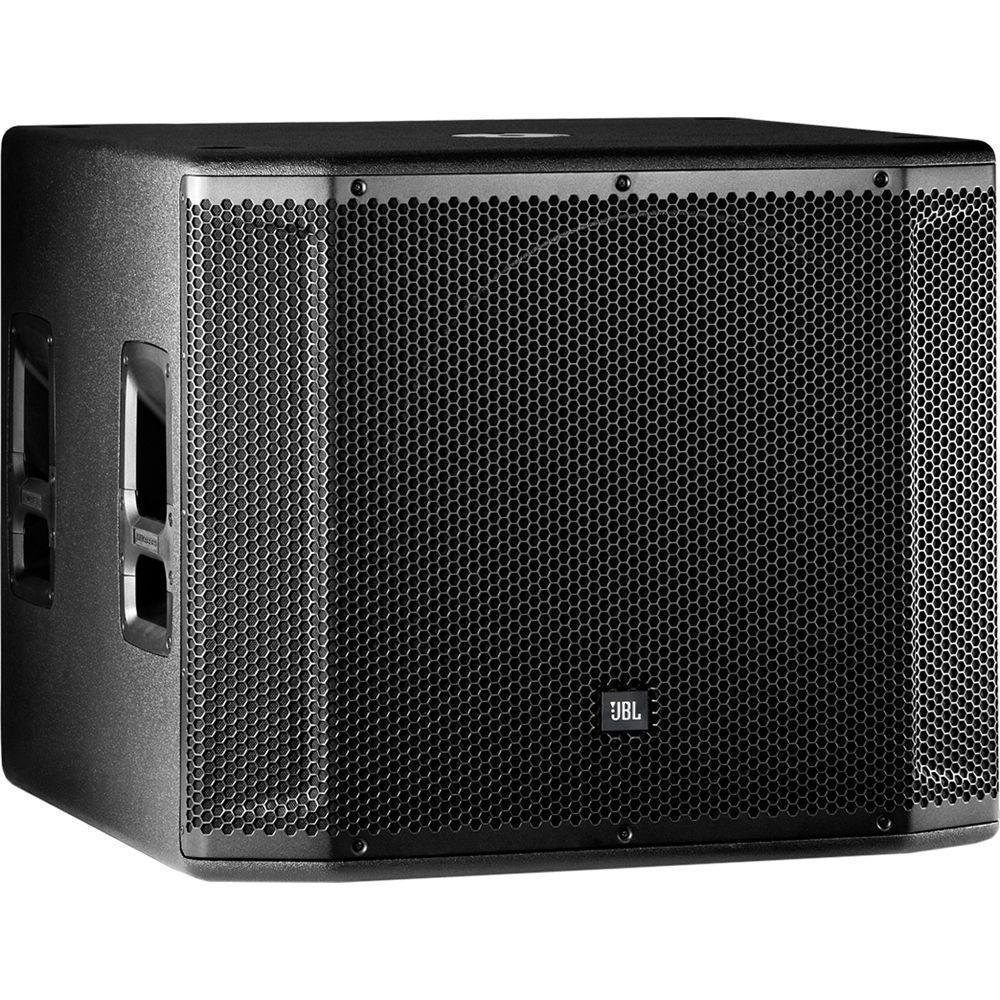 "JBL SRX818SP 18"" Self-Powered Subwoofer System"
