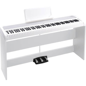 Korg B1SP Deluxe Digital Piano (White)