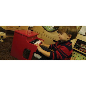 Korg tinyPIANO - Digital Toy Piano (Red)