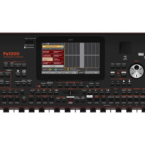 Korg Pa 1000 61-Key Arranger Keyboard