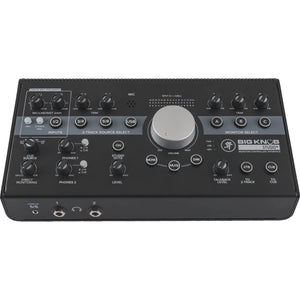 Mackie Big Knob Studio+ Desktop Studio Monitor Management w/ Talkback