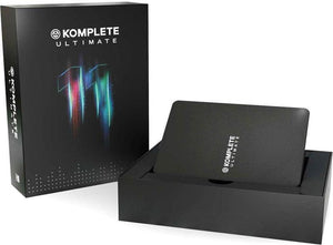 Native Instruments Komplete 11 Ultimate Plug-in Suite