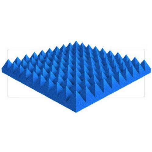 Custom 2inch Pyramid Foam Acoustic Absorption Panel