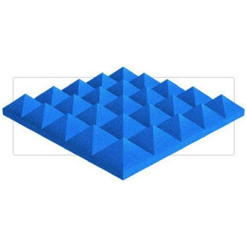 Custom 4inch Pyramid Foam Acoustic Absorption Panel