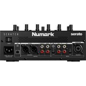 Numark Scratch 2 Channel Scratch Mixer for Serato DJ Pro