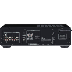 Onkyo A 9110 2-Channel 100W Integrated Stereo Amplifier