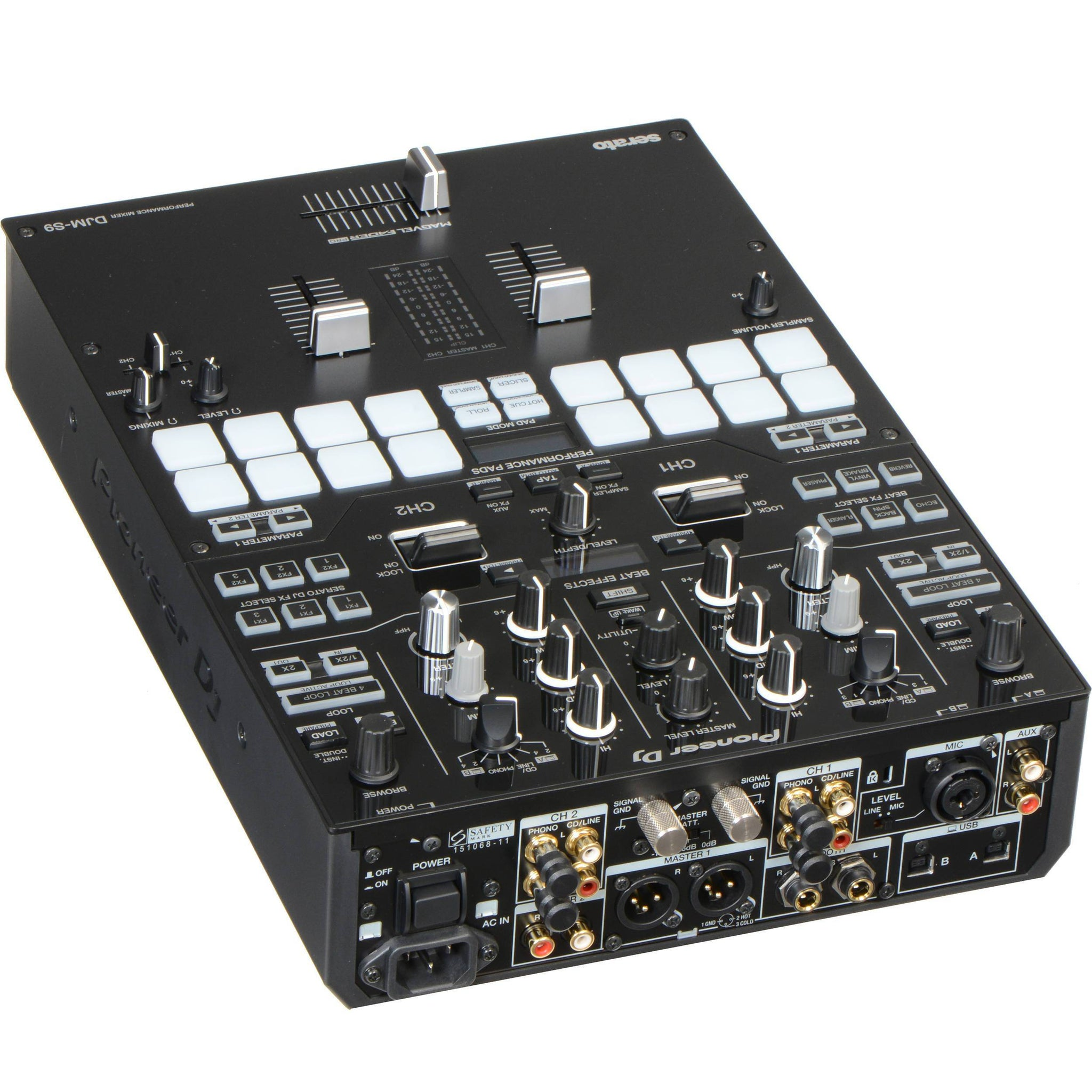 Pioneer DJ DJM S9 2-Channel Battle Mixer