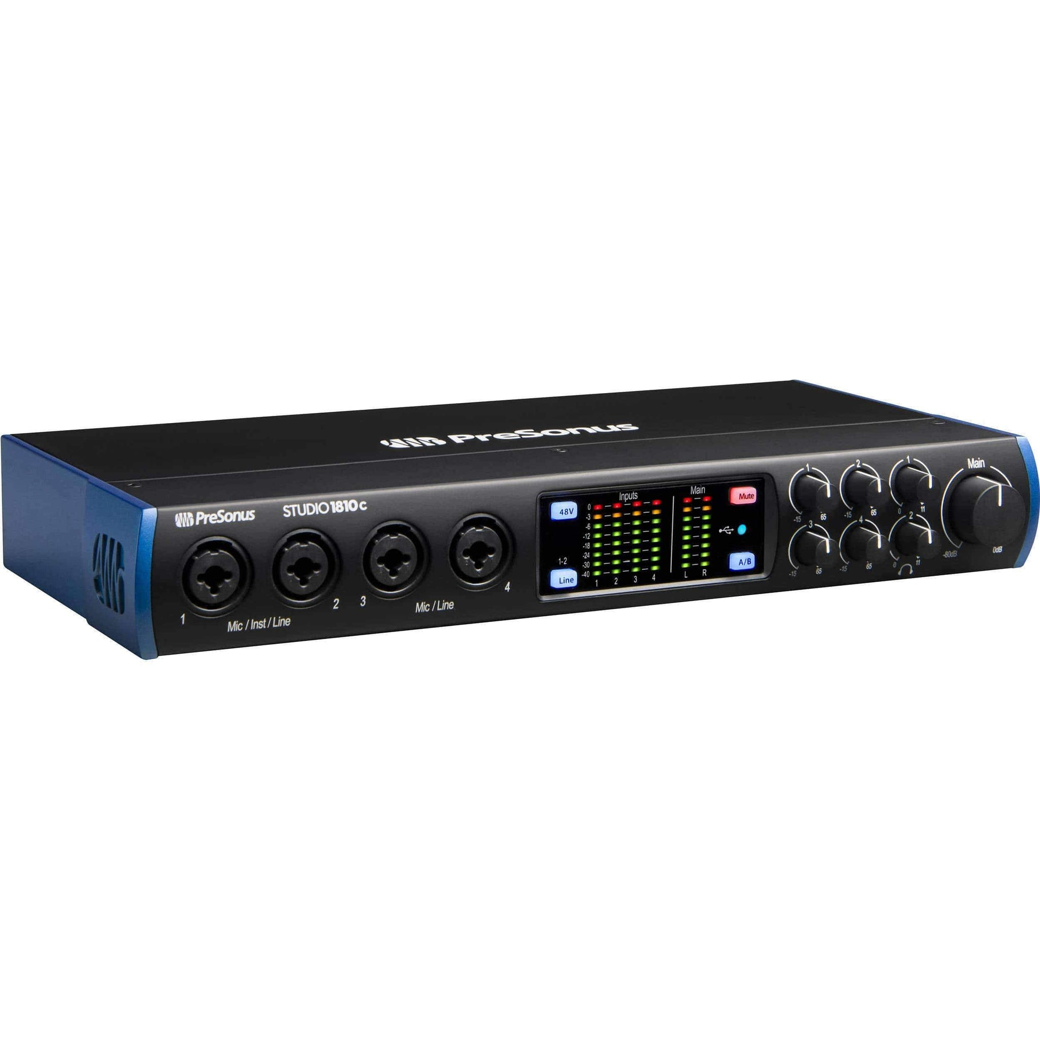 PreSonus Studio 1810c 18x8 USB Type-C Audio Interface
