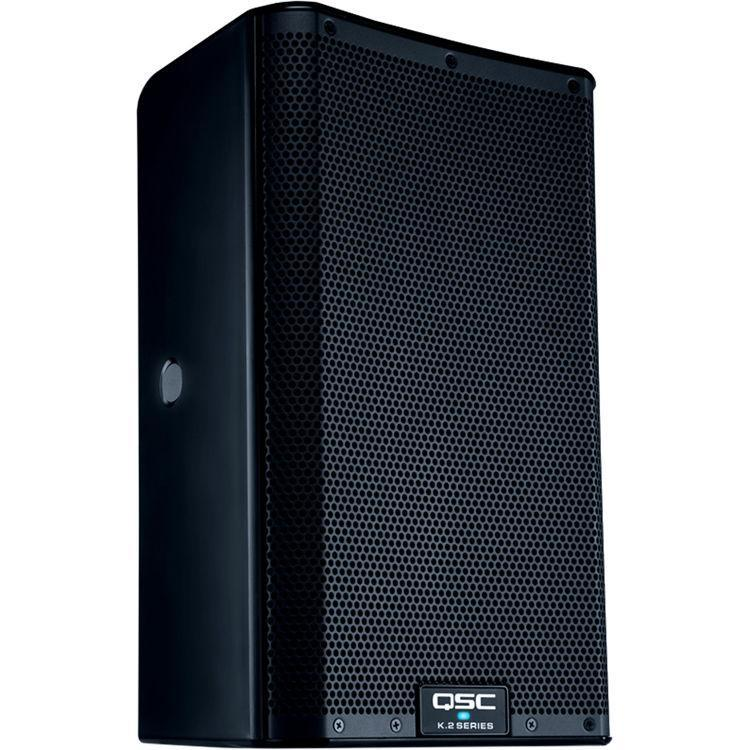 "QSC K8.2 K.2 Series 8"" 2-Way 2000 Watt Powered Speaker"