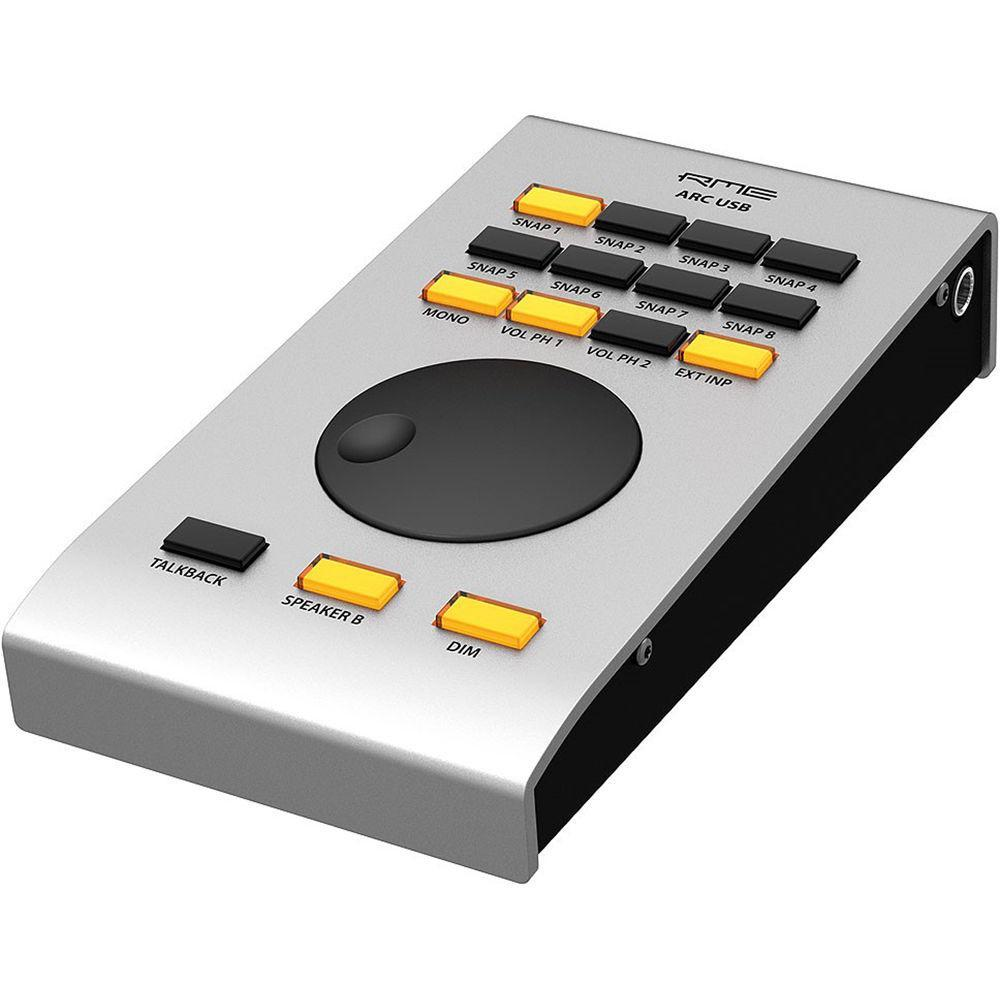 RME ARC USB Advanced Remote Control for TotalMix FX