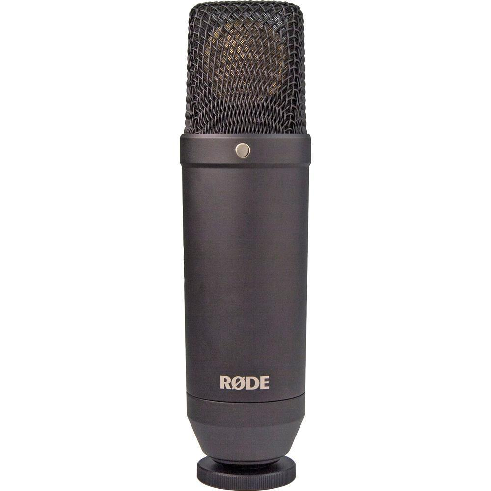 Rode NT1 Kit Ultra-low Noise Cardioid Condenser Microphone