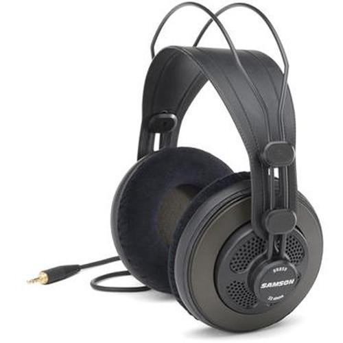 Samson SR850 Semi-open Studio Headphones (2 Pack)