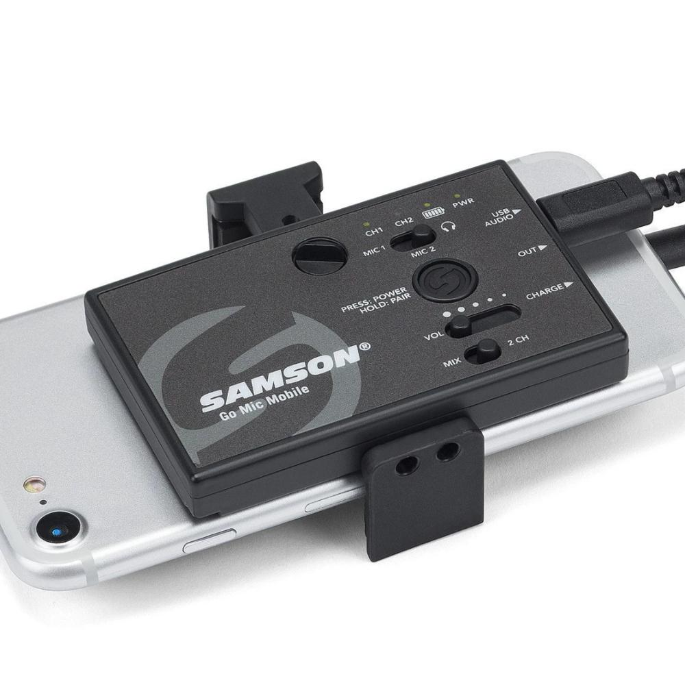 Samson Go Mic Mobile Digital Wireless Handheld System