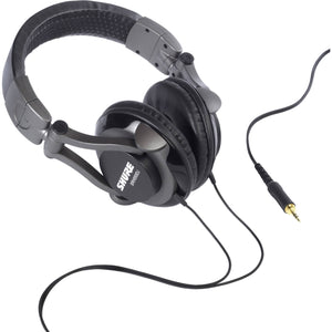 Shure SRH550DJ Closed Back Pro DJ Headphones