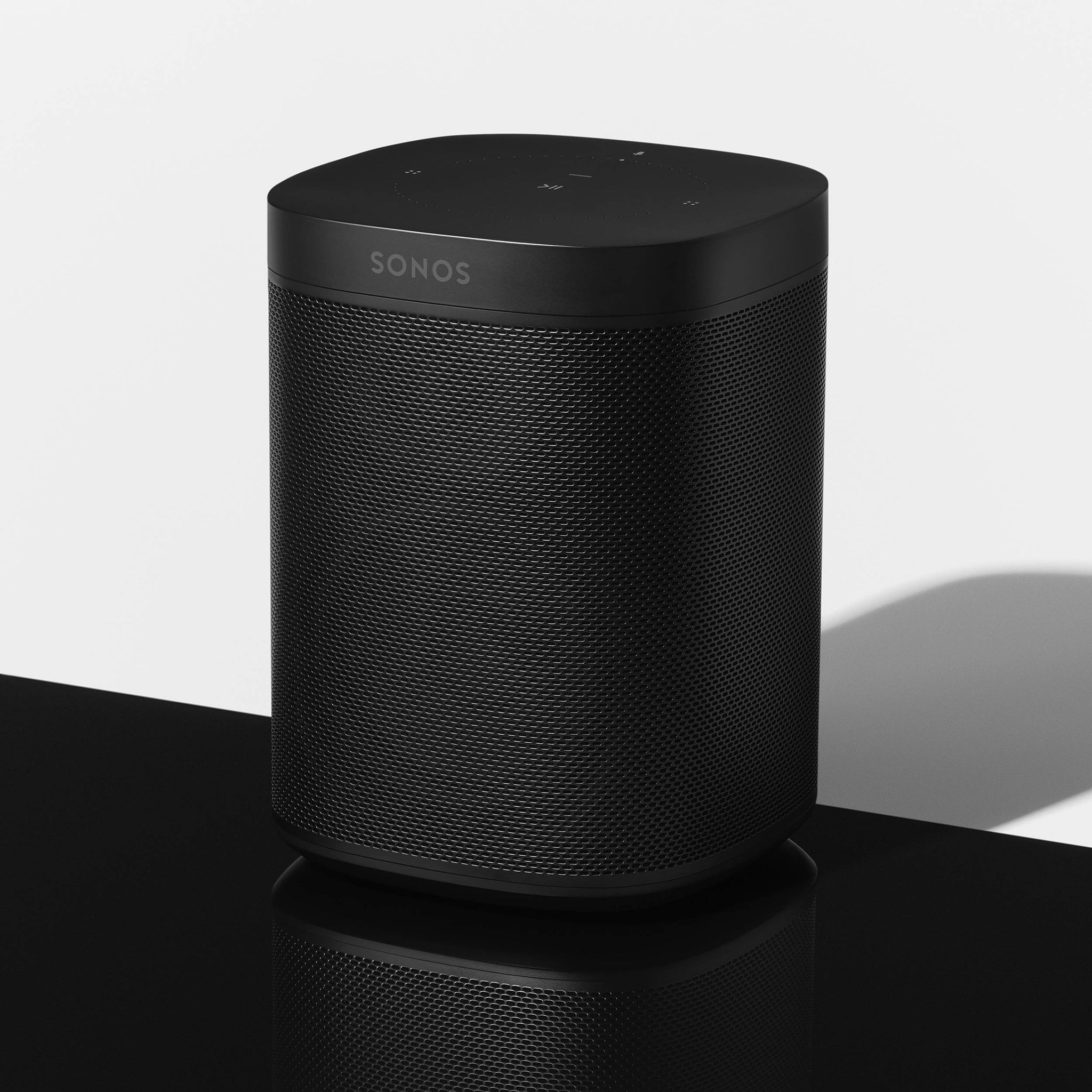 Sonos One WiFi Smart Speaker (Black)