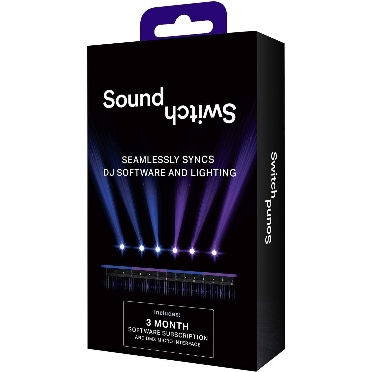 SoundSwitch Micro DMX 512 USB Lighting Interface