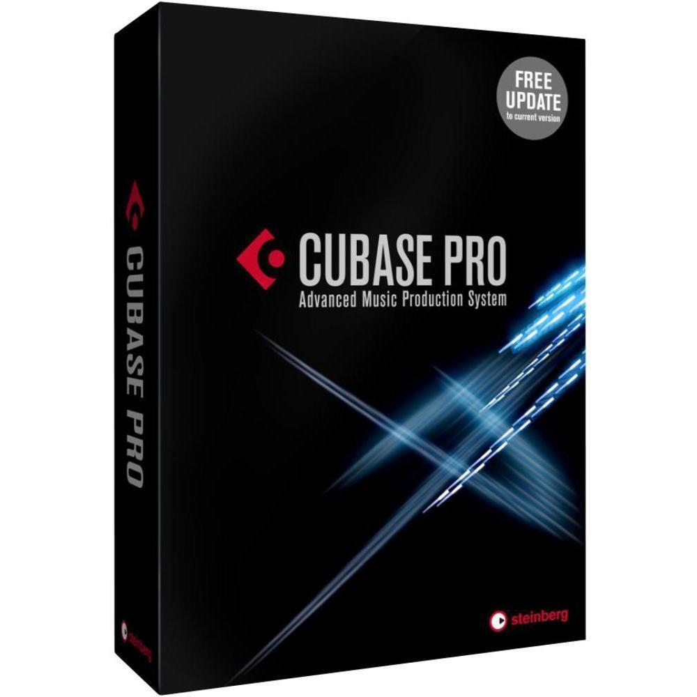 Steinberg Cubase Pro 9 (Boxed) DAW Software