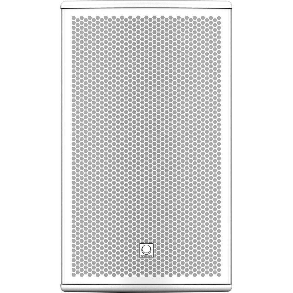 Turbosound NuQ82-AN 2-Way Active Speaker System (White)