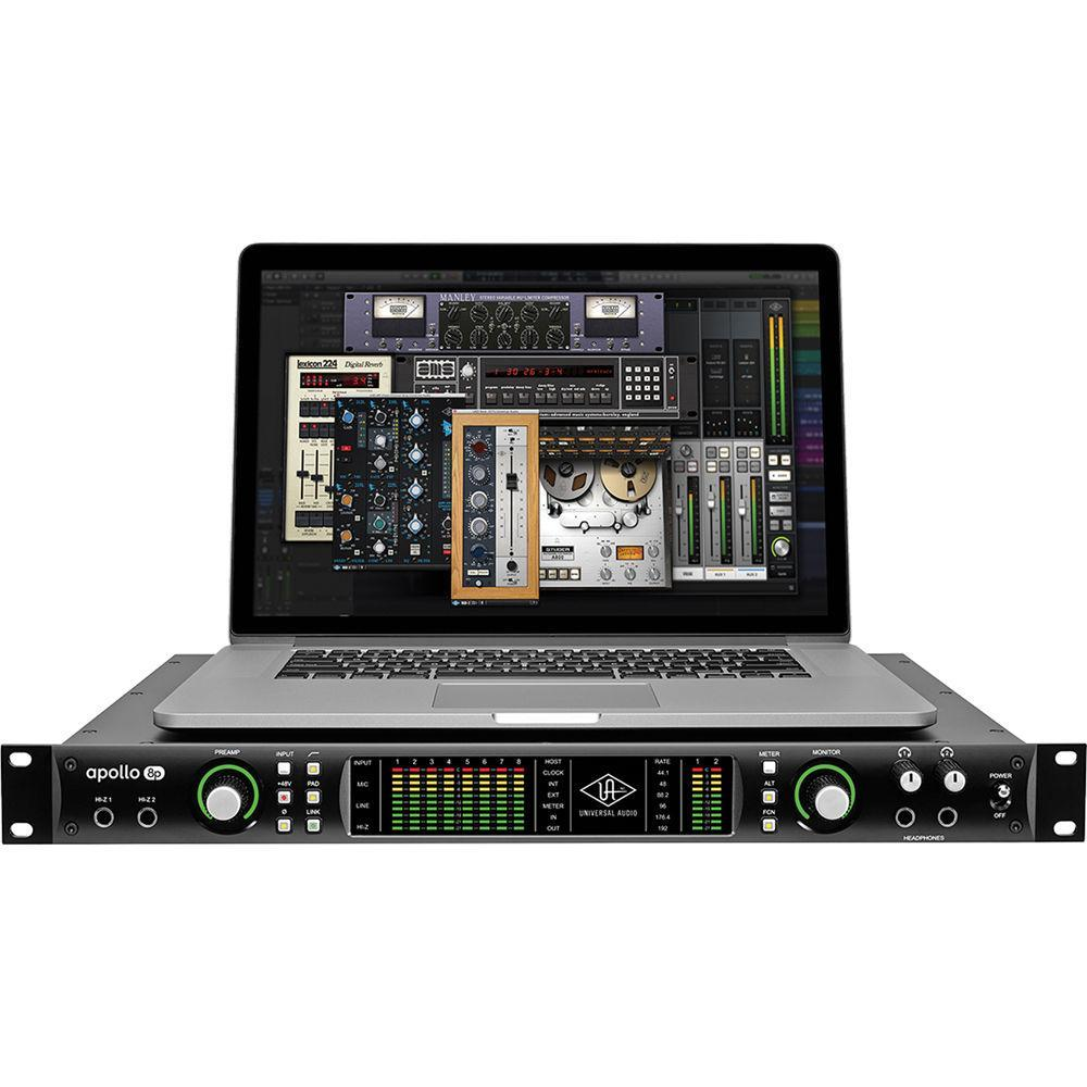 Universal Audio Apollo 8p - Thunderbolt2 Audio Interface