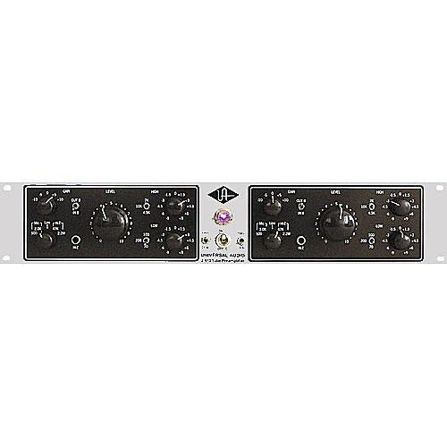 Universal Audio 2-610S Silverface
