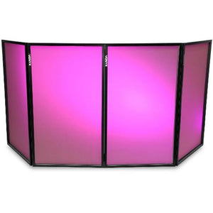 Vonyx DB5 DJ Screen Set 120 x 70 (4 Panels)