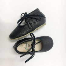 Ballerina hard sole- Black