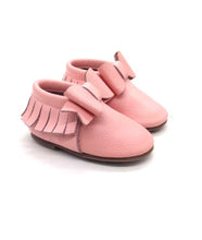 Classic Bow Shoe - Ballerina Pink