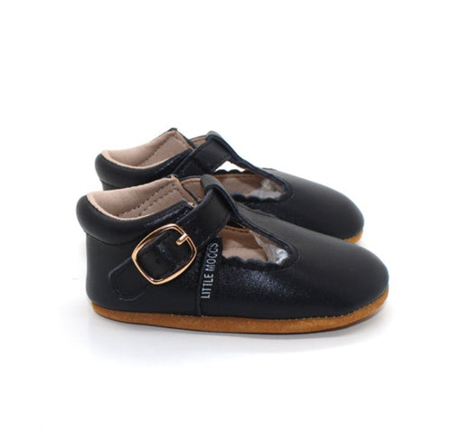T-Bar Moccs  {Black}