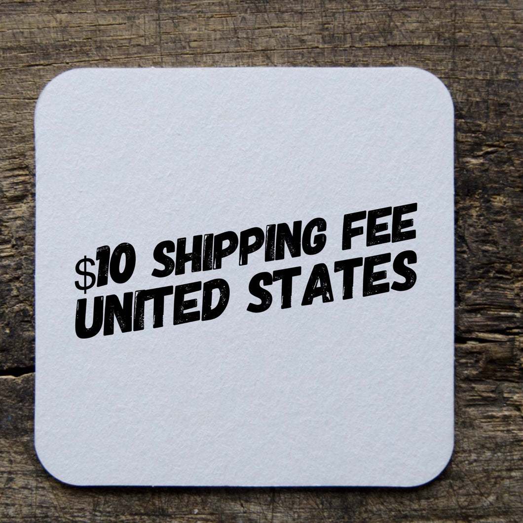 Shipping Fee - UNITED STATES