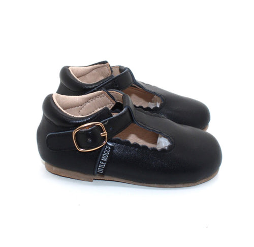 T-Bar hard sole {Black}