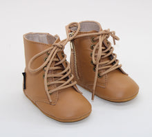 Voyager Boot soft sole - Tan