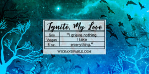Ignite My Love - Shatter Me
