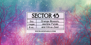 Sector 45 - Shatter Me