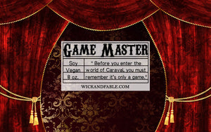 Game Master - Caraval
