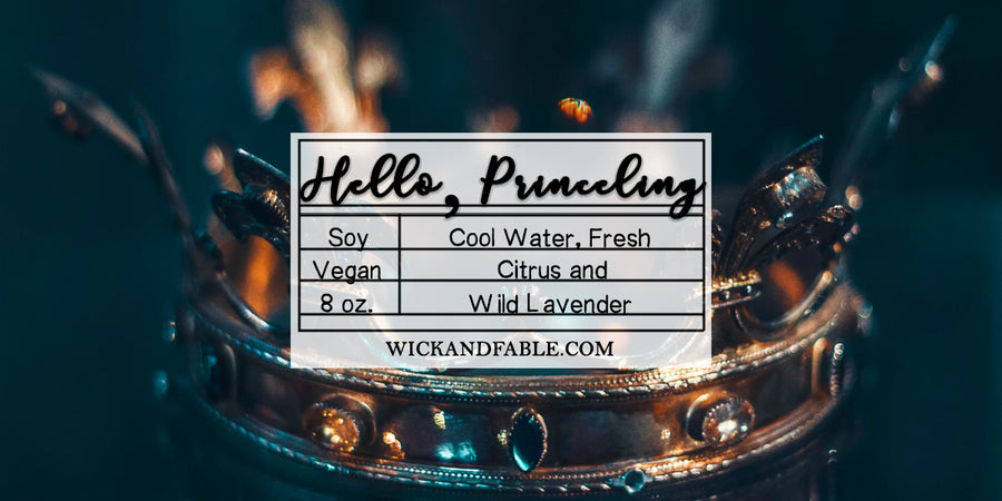 Hello, Princeling - Throne of Glass