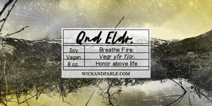Qnd Eldr - Sky in the Deep