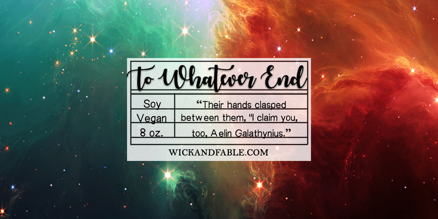 To Whatever End - Throne of Glass