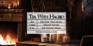Tea with Hagrid - Harry Potter