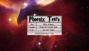 Phoenix Tears - Harry Potter