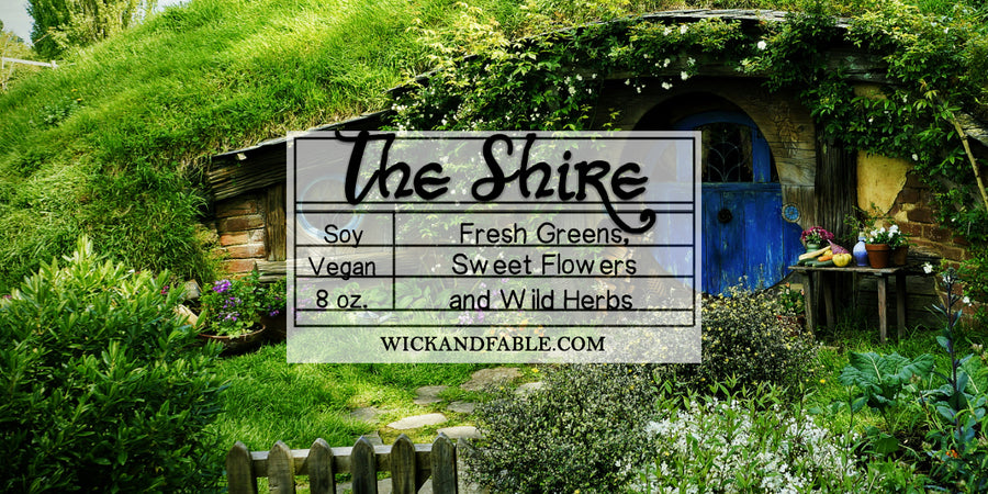 The Shire - Lord of the Rings