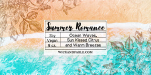 Summer Romance - Seasonal Candle