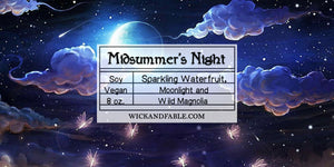Midsummer's Night - Limited Edition Seasonal Candle