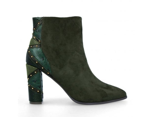 Menbur 219569 Forest Green Boots