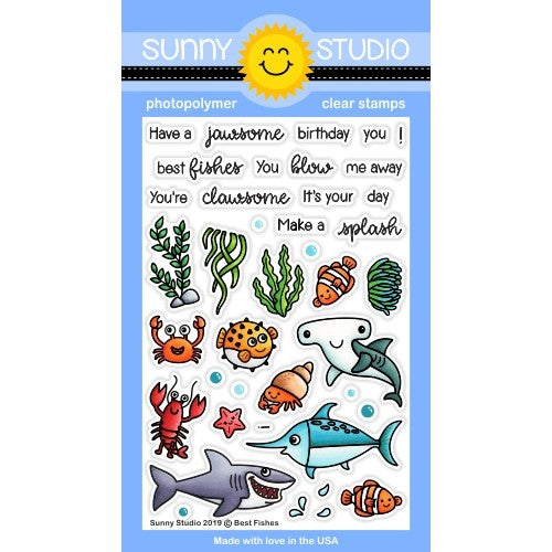 Best Fishes Stamps