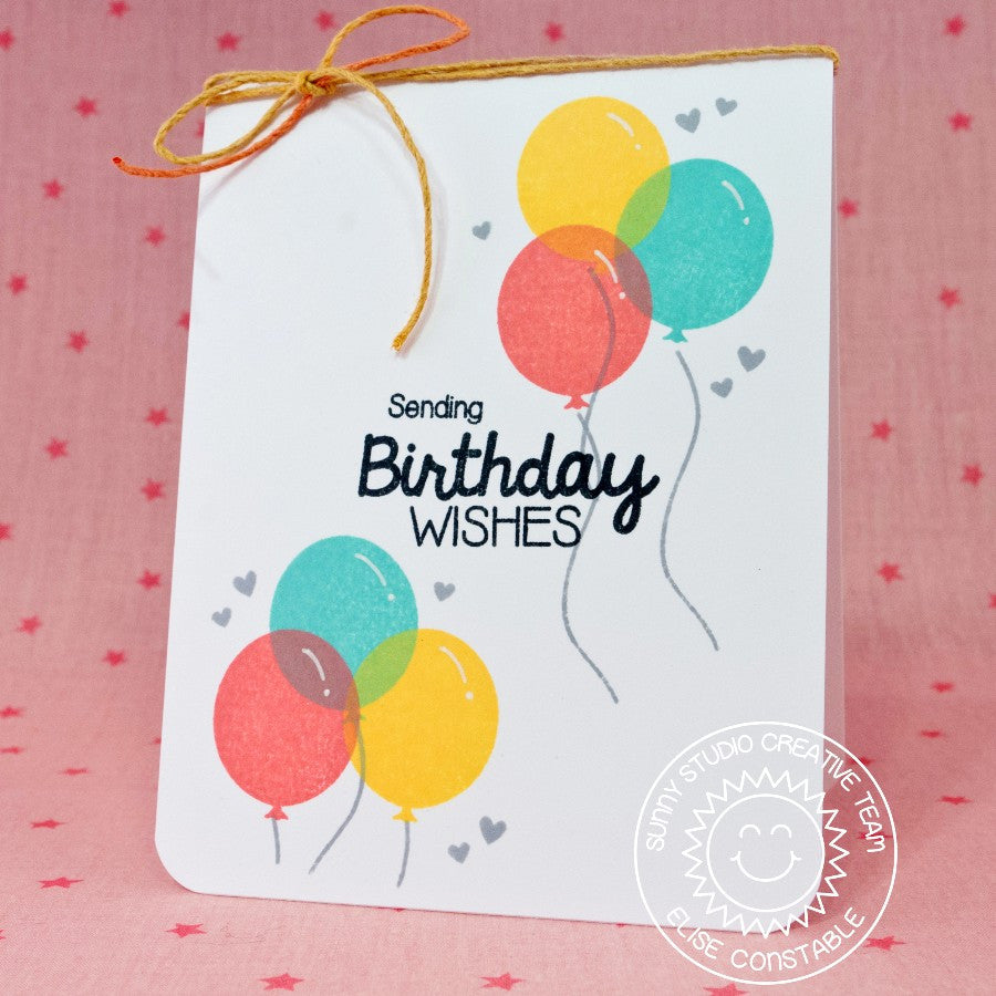 Birthday Smiles Stamps