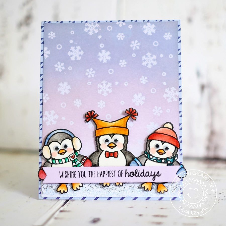 Bundled Up Stamps