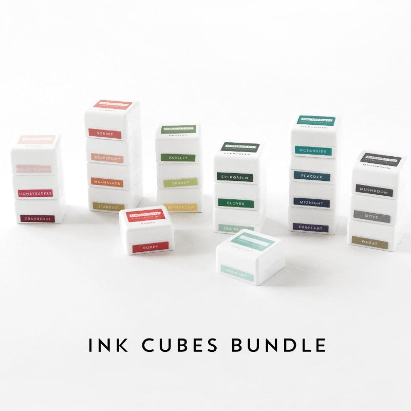 Concord & 9th Ink Cube Bundle
