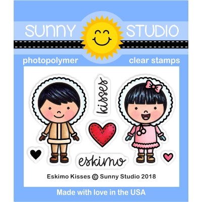 891745bc2a33e Clear Stamps - Sunny Studio Stamps